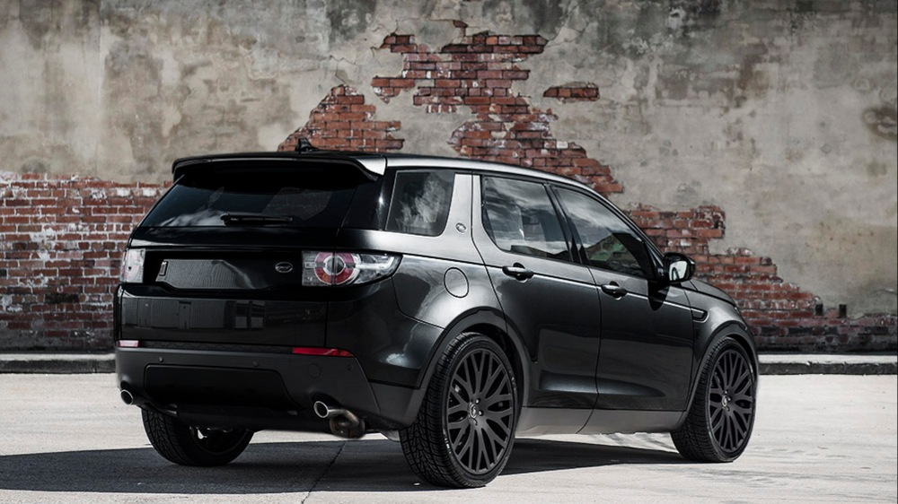 Land Rover Discovery Sport Forum - Black Label Edition ...