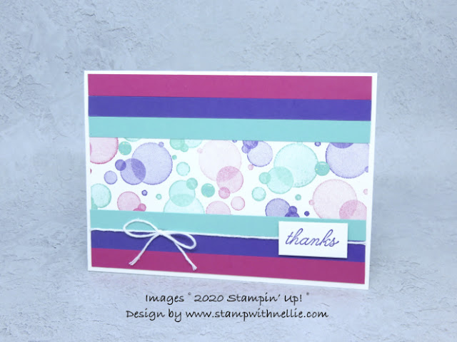 Beauty Abounds Stampin Up