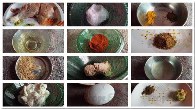 Indian tandoori chicken tandoori chicken recipe without oven tandoori chicken indian recipe at home without oven forumfinder Images