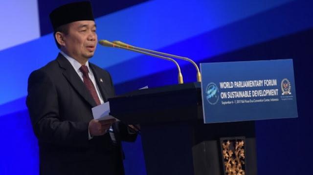 Ketua Fraksi PKS Perjuangkan Isu Rohingya di Sidang IPU Rusia