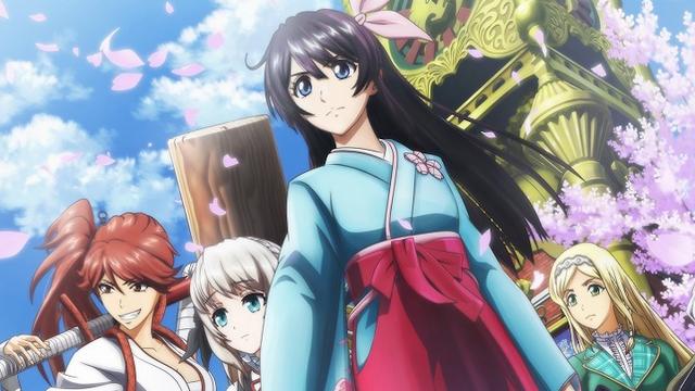 Anime Shin Sakura Taisen the Animation tendrá 12 episodios