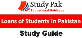 Loans for students in Pakistan