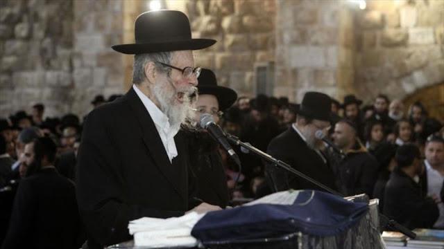 """""""Fue violada de principio a fin""""… Un rabino israelí fuerza a una mujer casada"""