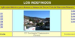 http://cplosangeles.juntaextremadura.net/web/lengua6/indefinidos/indice.htm