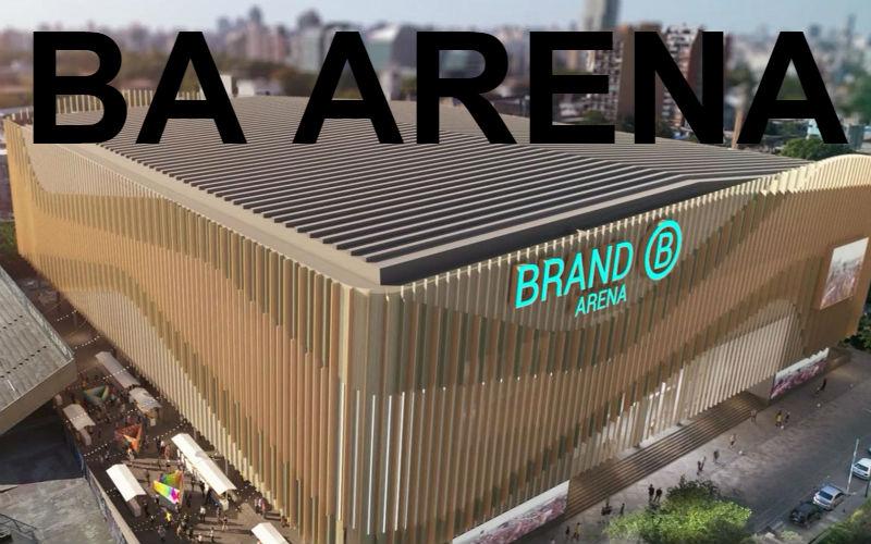Atlanta Arena: Brand Arena Buenos Aires