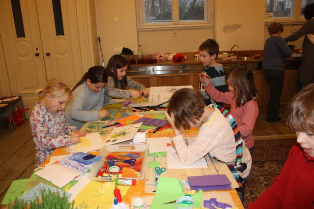 Explore and Express: Easter Club 2012 Part 3
