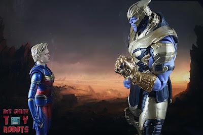 SH Figuarts Captain Marvel (Avengers Endgame) 35