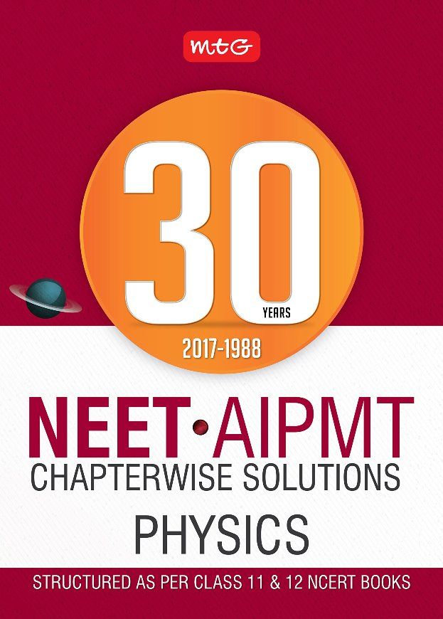 NEET AIPMT Physics Chapterwise Solutions (1988-2017) PDF Book