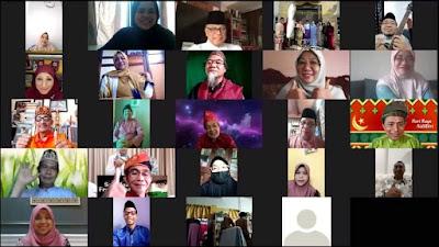 Sastrawan Nusantara: Gelar Mustika Raya Nusantara