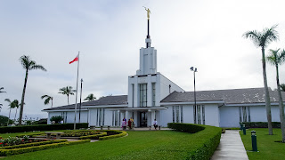 Modern church in Tonga