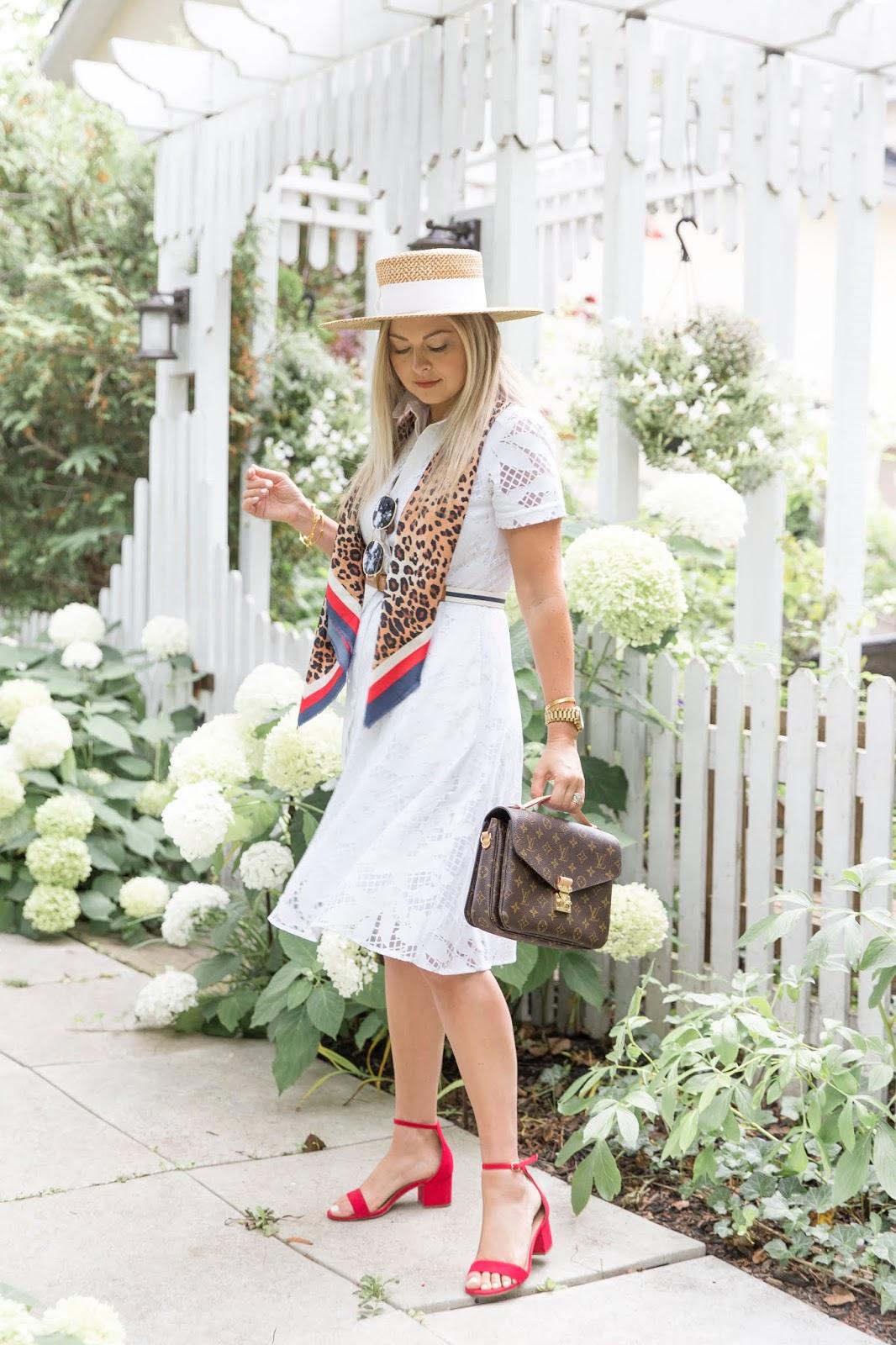 Perfect White Shirt Dress Suburban Faux Pas