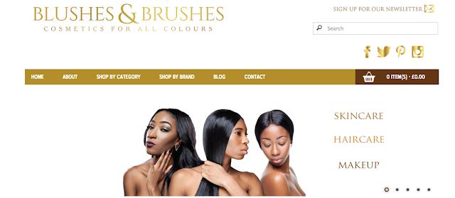 Blushes & Brushes