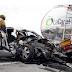 Rescatan a un conductor tras sufrir un accidente con un camión cisterna en Pilar de la Horadada