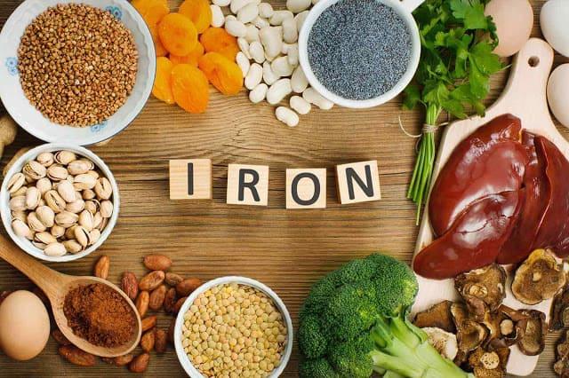 نقص الحديد تقييمه و اعراضه ..  مضاعفات سمية  الحديد ومرض ترسب الاصبغة الدموية