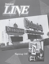 Vintage Disneyland Tickets Lines - 80' Blowout