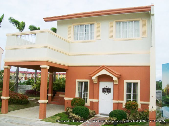 Dorina Uphill - Camella Silang | House and Lot for Sale Silang Cavite