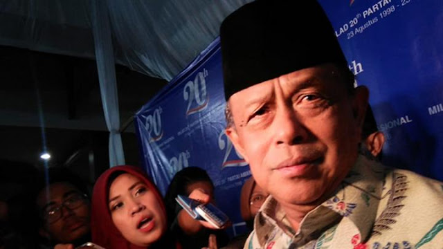 Djoko Santoso Sudah Laporkan soal Pemboikotan Metro TV ke Prabowo