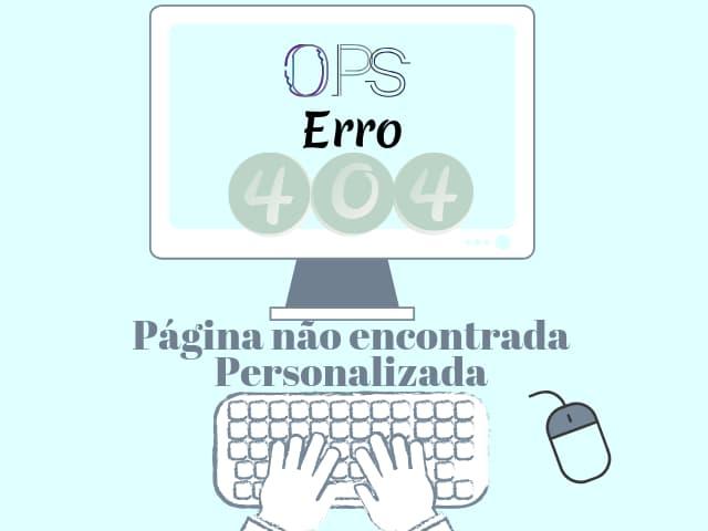 personalizando erro 404