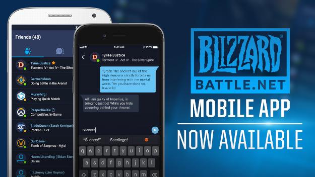 Battle.net app: Ο κόσμος της Blizzard στο χέρι μας ( ; )