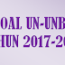 Soal UN-UNBK Matematika SMK PSP Tahun 2018 Pembahasannya