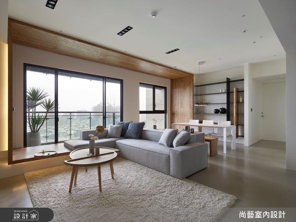 裝潢,木質裝潢,德屋海島型實木地板,客廳,反轉,德屋建材,放鬆