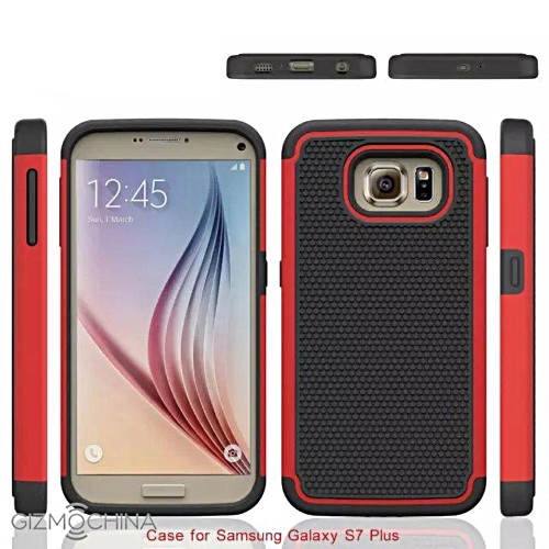 gsmarena_003 Samsung Galaxy S7 & S7 Plus Cases Leaked Android