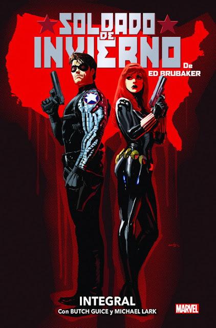 Review del cómic Marvel Omnibus. Soldado de Invierno de Ed Brubaker - Panini Comics