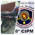 Motocicleta roubada é recuperada na cidade de Pesqueira