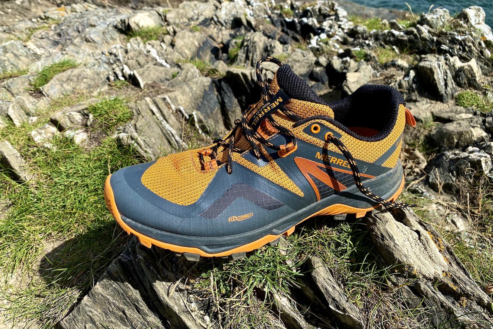 Merrell MQM Flex 2.0 GORE-TEX Shoes Review - Tim Wiggins