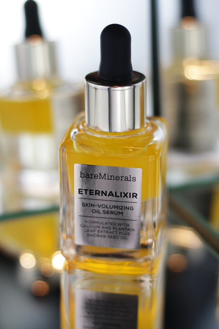 bareMinerals Eternalixir skin-voluminizing oil serum