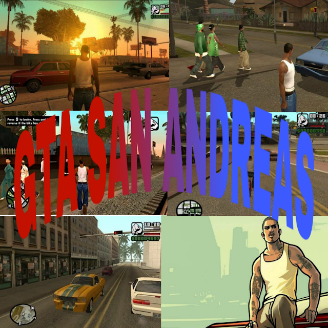 GTA San andreas original PC free download windows 7/8/10 laptop