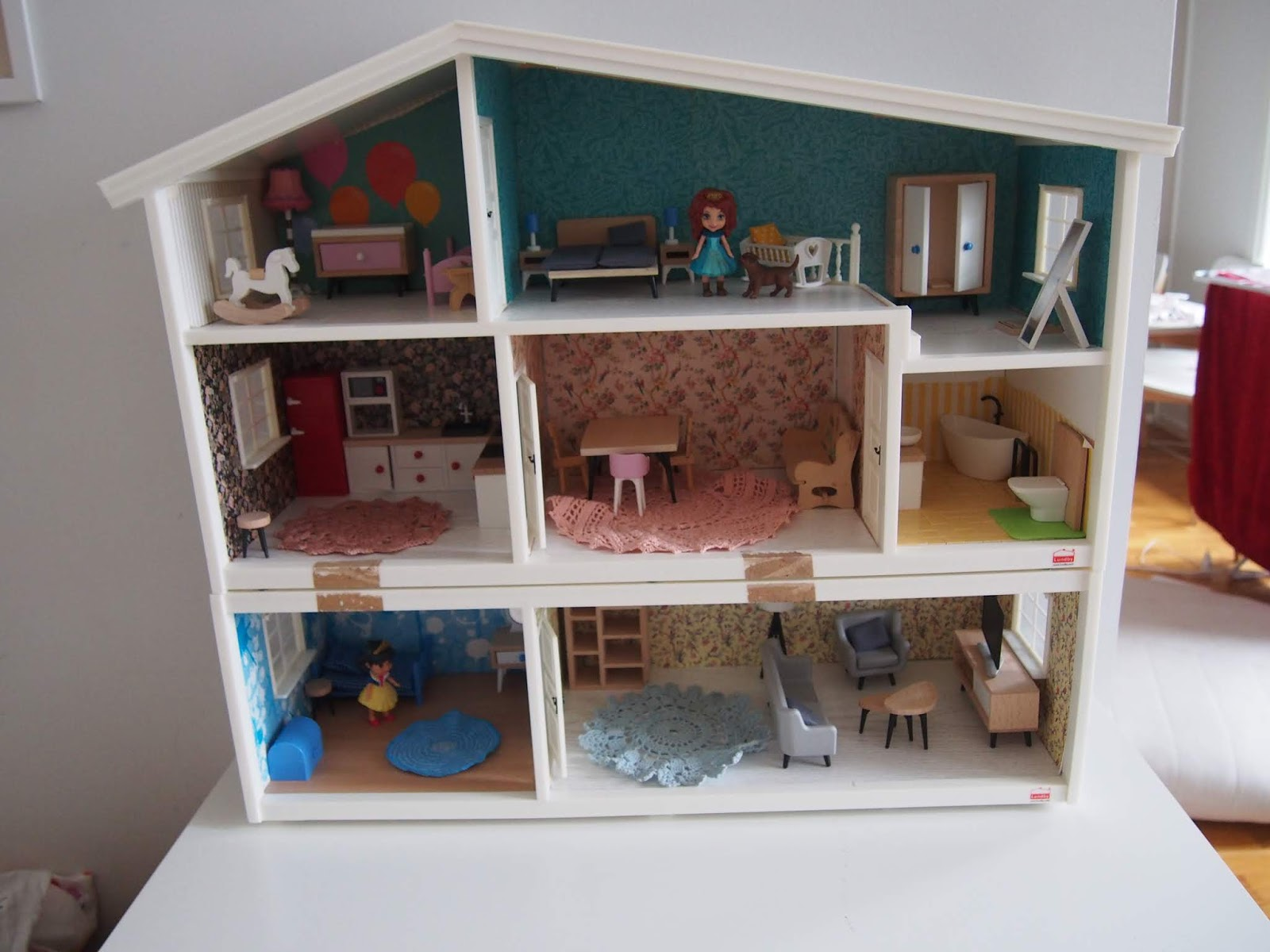 Lidl dollhouse furniture