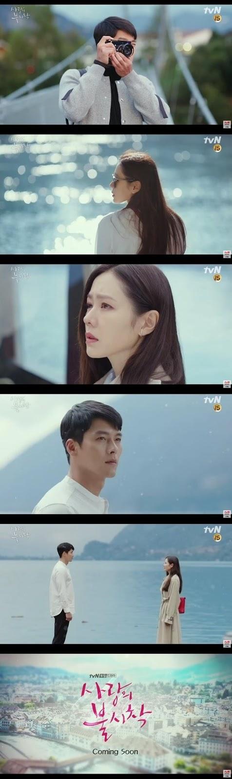Hyun Bin ve Son Ye Jin'in yeni dizisinden ilk fragman çıktı