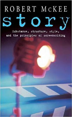 Story: Substance, Structure, Style and the Principles of Screenwriting, by Robert McKee  #AuthorToolboxBlogHop