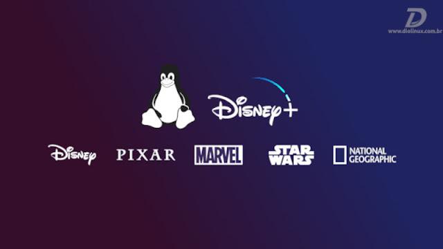 Disney+ agora funciona no Linux sem problemas