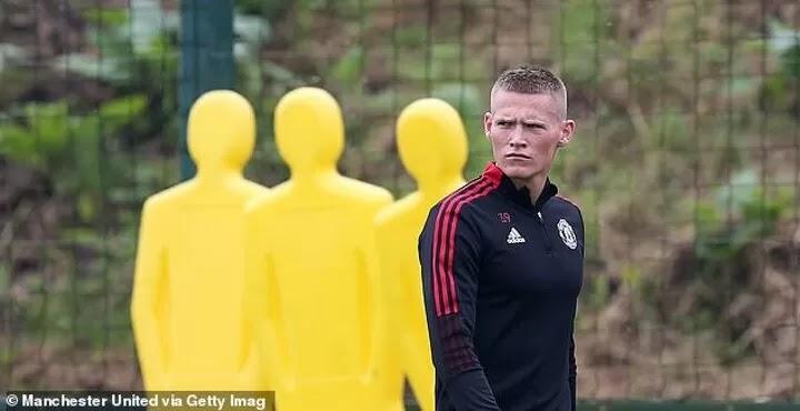 United stars Scott McTominay and Alex Telles return to training ahead of premier league clash