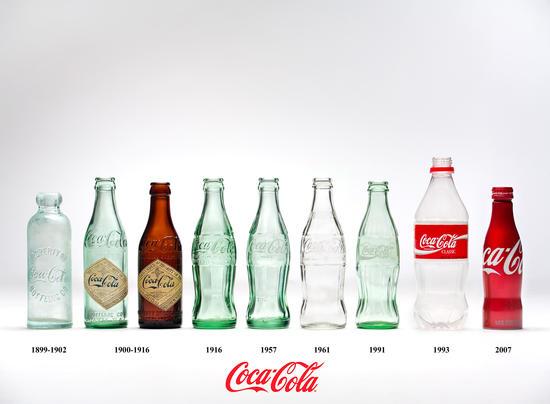 botellas coca cola antiguas
