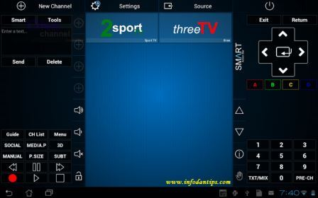 Aplikasi Android Remote Tv Tanpa Infrared Ir