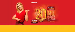 Promoção Produtos Isabela 2020