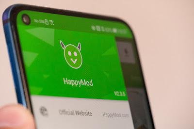 HappyMod: Encuentra 100% mods de trabajo para tus juegos