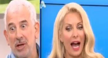 Την… στρίμωξε! Το παράπονο του Πέτρου Φιλιππίδη στην Μενεγάκη on air -Σε αμηχανία η παρουσιάστρια (Βίντεο)