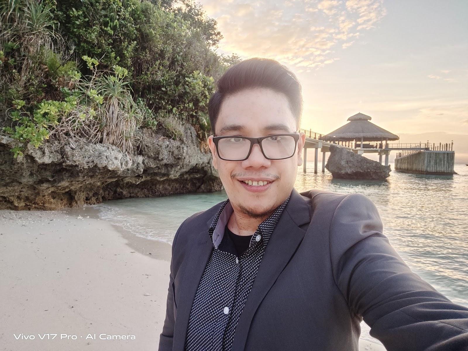 Vivo V17 Pro Dual Selfie Camera Sample