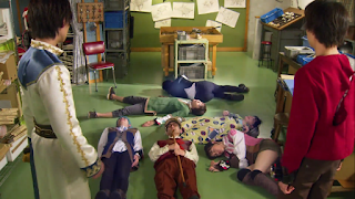 Kishiryu Sentai Ryusoulger - 31 Subtitle Indonesia and English