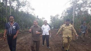 697 Hektar Disiapkan Untuk Pembangun Kampus dan Rumah Sakit Vertikal di Korong Tarok Nagari Kepala Hilalang
