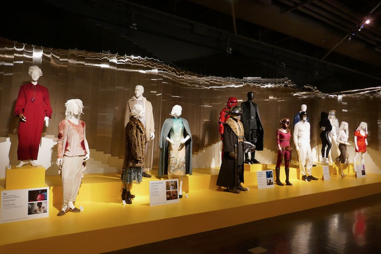 28th Art of Motion Picture Costume Design exhibition FIDM Museum
