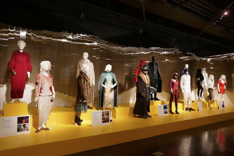 28th Art of Motion Picture Costume Design exhibition FIDM Museum