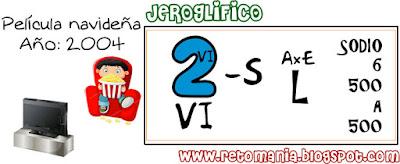 Jeroglífico, Jeroglíficos con solución, Jeroglíficos escolares, Jeroglíficos navideños, Problemas de ingenio matemático, Problemas matemáticos