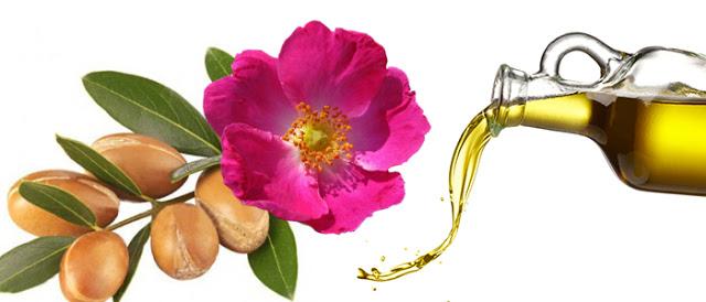 El aceite de argán en la cosmética