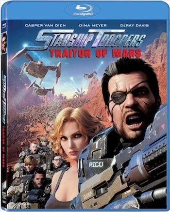 Starship Troopers Traitors Mars 2017 English Bluray Movie Download