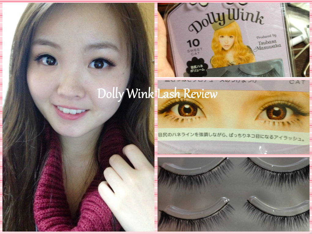b245e619023 so I decided to try out these lashes ^_^ they're quite long, but it looks  natural to me